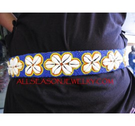 Cowrie Shell Belts