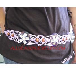 Resin Belts Tie String