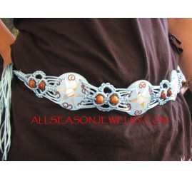 Coco Resin Belts