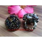 Beads Rings Bali Designs