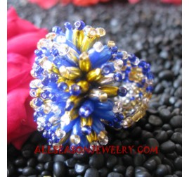 Fashion Beads Ring