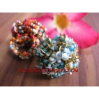 Beads Ring Bali Fashion