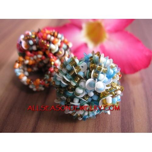 Beads Ring Bali Fashion