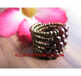 Friendship Ring Beads