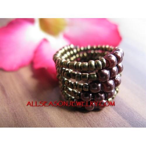 Friendship Ring Beads