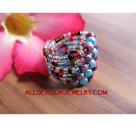 Beading Rings Friendship