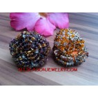 Multi Bead Ring Color
