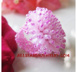 Ring Beading Casual Women Accessories