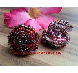 Small Beads Ring for Kids