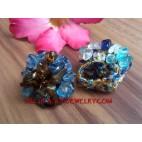 Handmade Ring Stone Bead