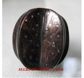 Handmade Rings Wooden