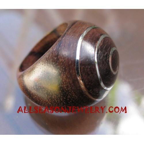Handmade Woods Ring
