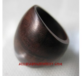 Ring Wooden Natural