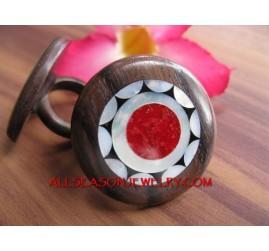 Unique Wooden Ring Sono