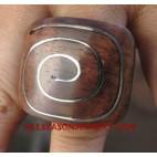 Women Wood Ring
