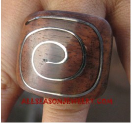 Women Wood Ring