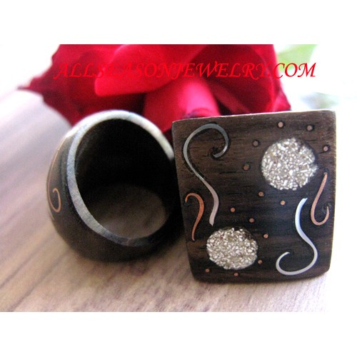Wood Rings Accessories