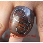 Wooden Ring Handmade