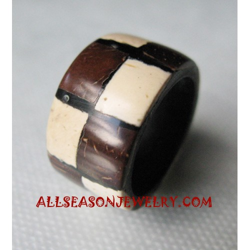 Woods Coco Ring Small