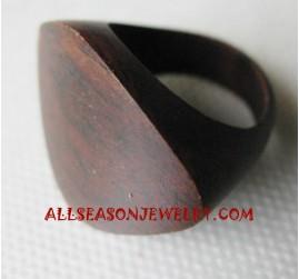 Woods Finger Ring