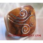 Woods Rings Handmade