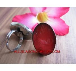 Unique Fashion Ring Steel
