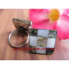 Casual Ladies Ring Stainless