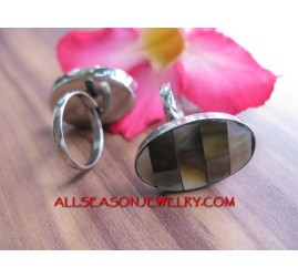 Women Stainless Stells Rings