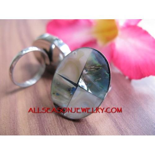 Resin Ring Shell Stainless