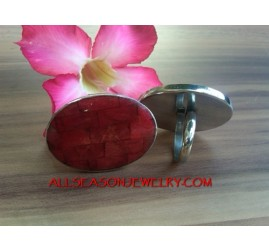 Organic Red Coral Stainless
