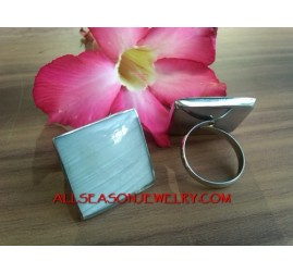 Fashion Rings Stainless