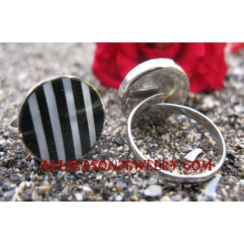 Resin Stainless Rings
