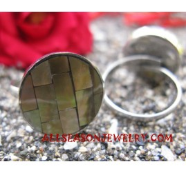 Ring Shells Stainless