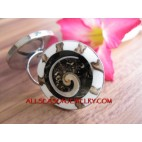 Steel Ring Fashion Women