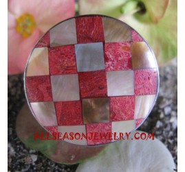 Seashell Rings Stainless