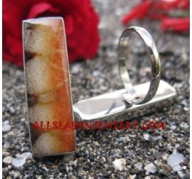 Seashells Ring Stainless