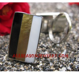 Stainless Ring Shell
