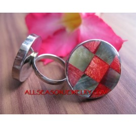Rings Stainless Fashion Shell
