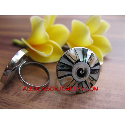 Stainless Steels Ring Resin