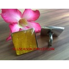 Women Stainless Rings Bali