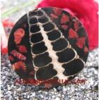 Coral Seashell Ring