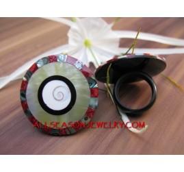 New Shells Ring Fashion