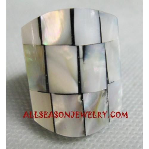 Fashion Seashell Ring
