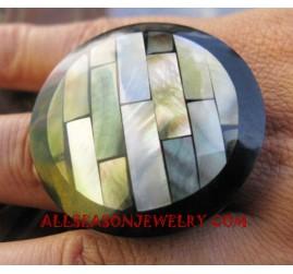 Fashion Shell Ring