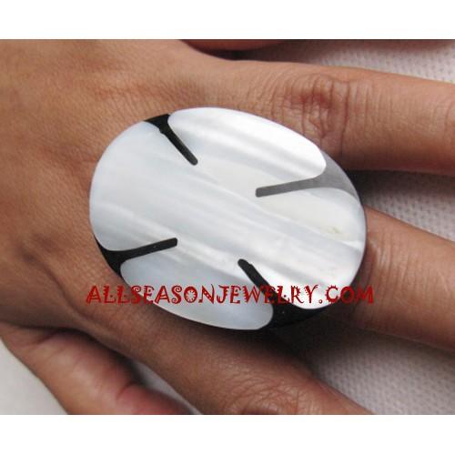 Fashion Shells Ring