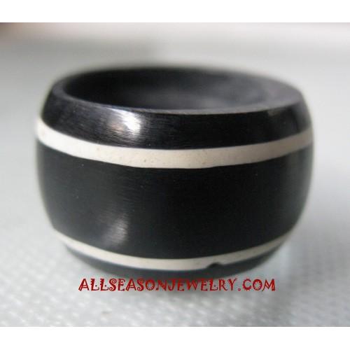 Finger Ring Resin Handmade