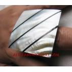 Finger Ring Shell MOP