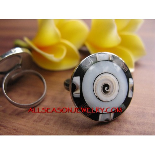 Shells Ring Fashion Design