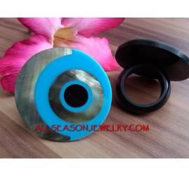 Hoop Ring Shells Fashion