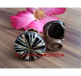 Fashion Ocean Shell Rings